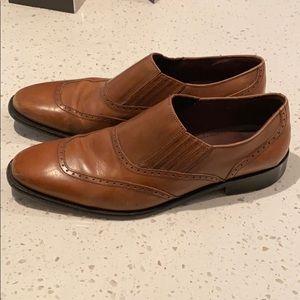 Donald Pliner 10M Slip On Loafers